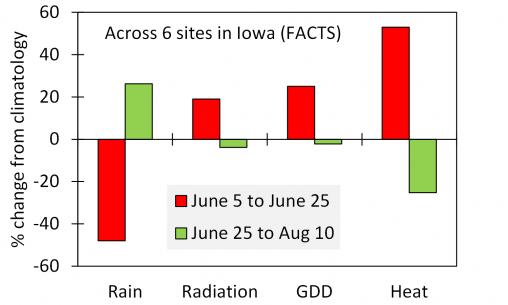 forecast bar chart