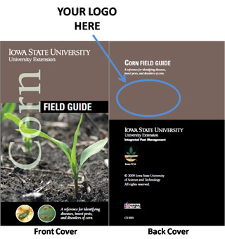 Corn Field Guide cover mockup