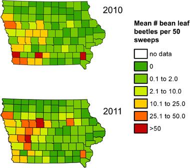 Iowa Population Density
