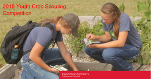 2018 Crop Scouting Competition