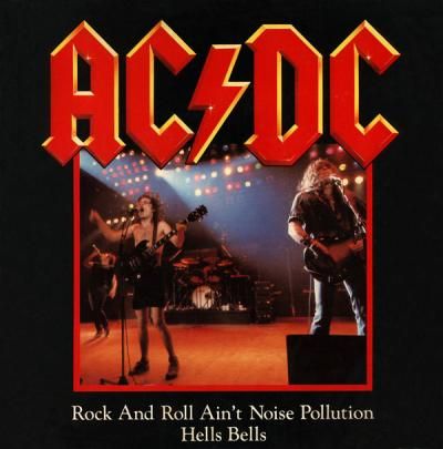 ACDC cover art