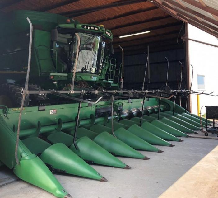 Kelderman Corn Reel