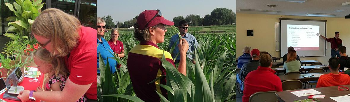 ISU extension crops upcoming events