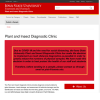 Plant and Insect Diagnostic Clinic